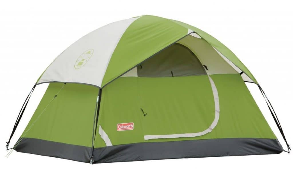 Coleman Sundome 2-Person Tent - Pop Up Tents