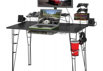 Top 12 Best Gaming Desks in 2019 – Review & Buyer's Guide