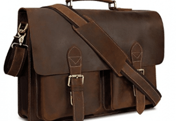 Top 5 Best Handmade Leather Messenger Bags 2018 – Buyer's Guide