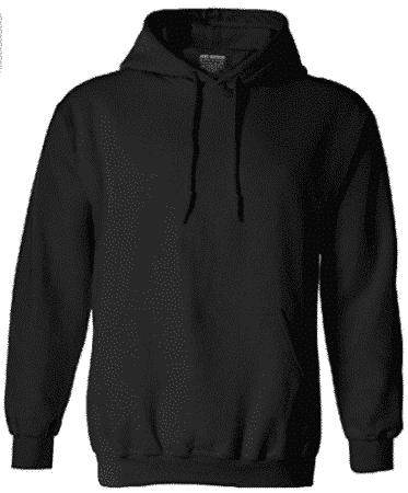 Joe's USA Men's Hoodies Soft & Cozy Hooded Sweatshirts