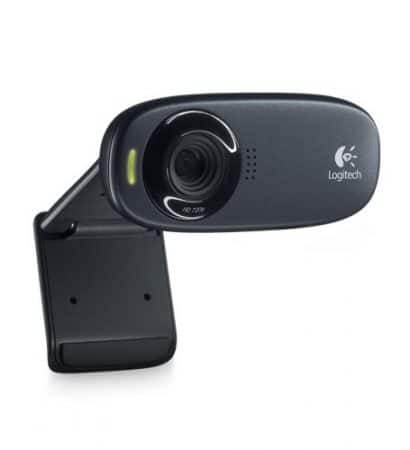Logitech, C310 Webcam, wifi camera