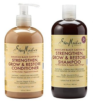 Shea Moisture, Shea hair shampoo and conditioner, Shampoo and Conditioner Sets