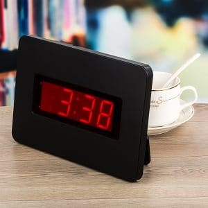 Top 14 Best Digital Wall Clocks Review (A Complete Guide, 2019)