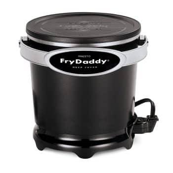 Presto 05420 FryDaddy Electric, Deep Fryers
