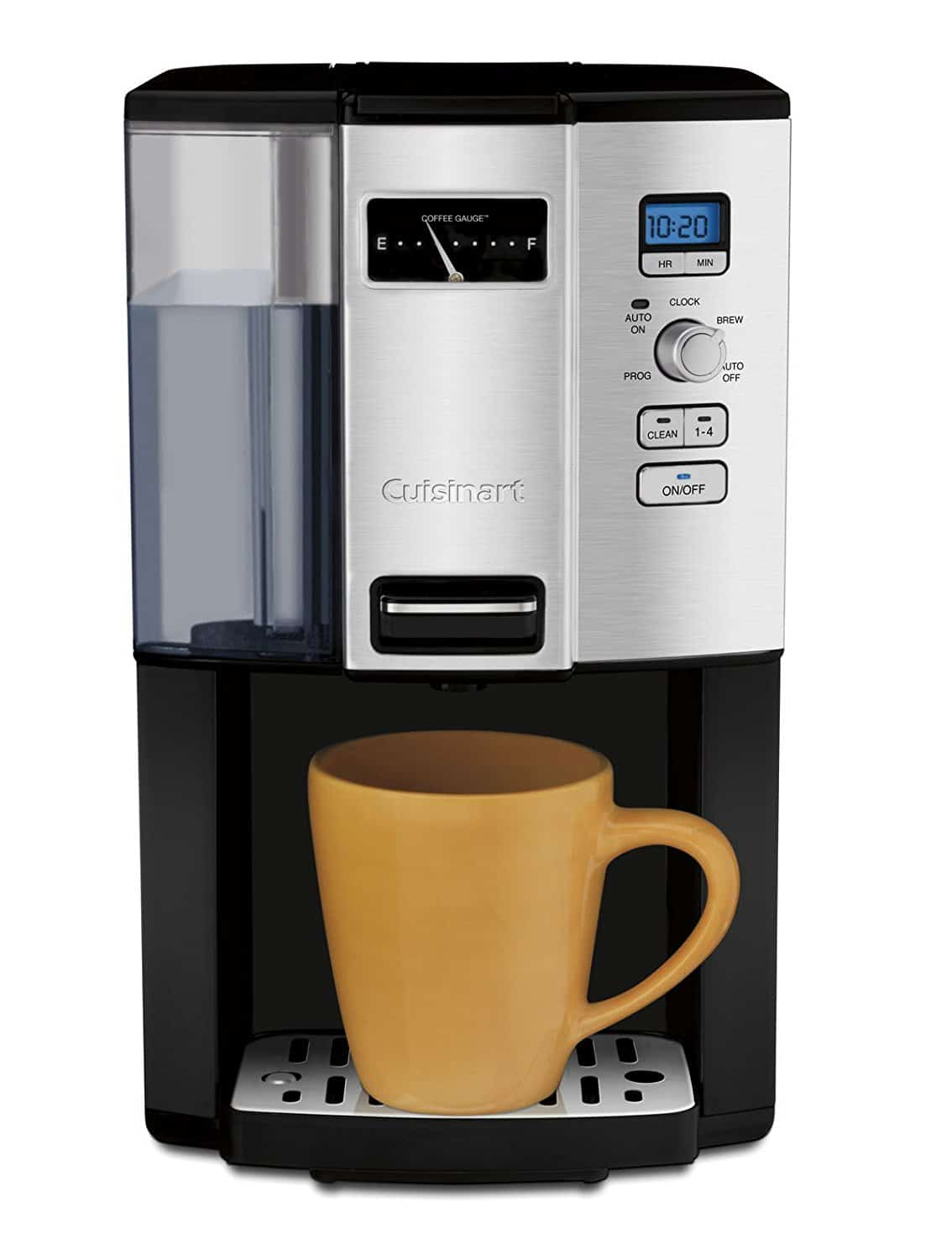 Top 6 best cuisinart coffee makers 2018 buyer 39 s guide for Best apartment coffee maker