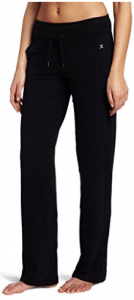 Danskin Women's Drawcord Athletic Pant