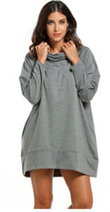 Zeagoo sweatshirt dress
