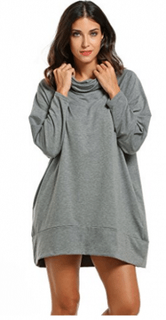 Zeagoo sweatshirt dress