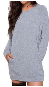 Clothink Sweatshirt Dresses