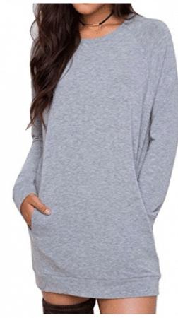 Clothink Sweatshirt Dresses