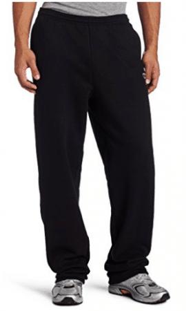Champion Men's Open Bottom Eco Fleece Sweatpant