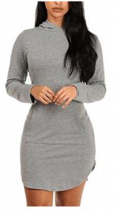 Sidefeel Sweatshirt Dresses