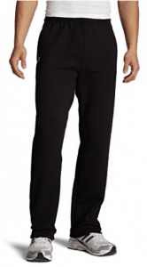 Russell Athletic Men's Dri-Power Fleece Open-Bottom Pant