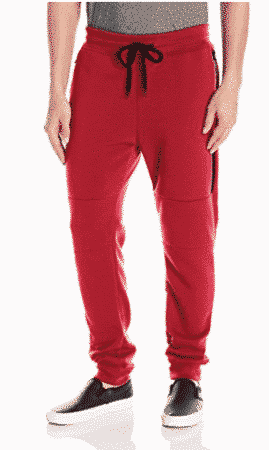 Southpole Men's Basic Fleece Jogger Sweat Pant