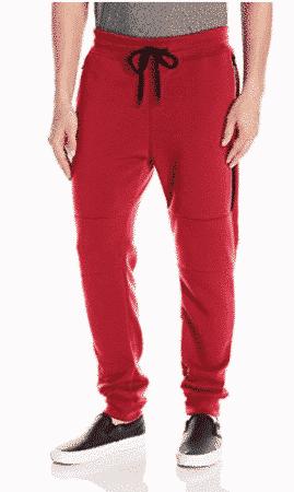 Southpole Men's Basic Fleece Jogger Sweat Pant