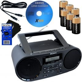 HeroFiber Sony Bluetooth Boombox