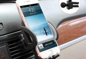 Top 10 Best Cell Phone Holders for Car In 2019