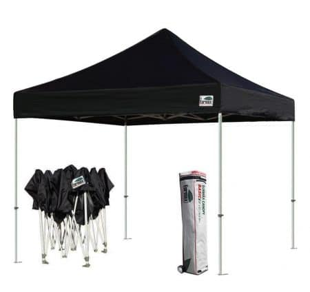 Eurmax Basic 10 x 10 EZ Pop Up Canopy Tent Entry Commercial Level+Roller bag  sc 1 st  5productreviews & Top 16 Best Pop Up Canopies in 2018 - Buyeru0027s Guide (March. 2018)