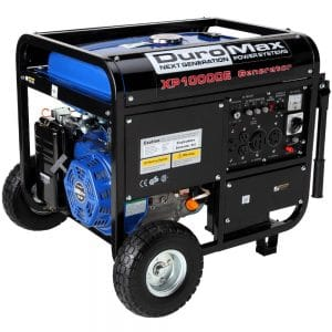 DuroMax XP10000E Home Depot Generators, 8000 Running Watts/10000 Starting Watts
