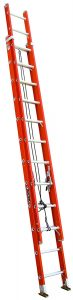 Louisville Ladder FE3224 Fiberglass Extension Ladders