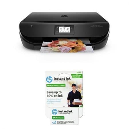 HP Envy 4520 Wireless Color Photo Printer with Scanner and Copier