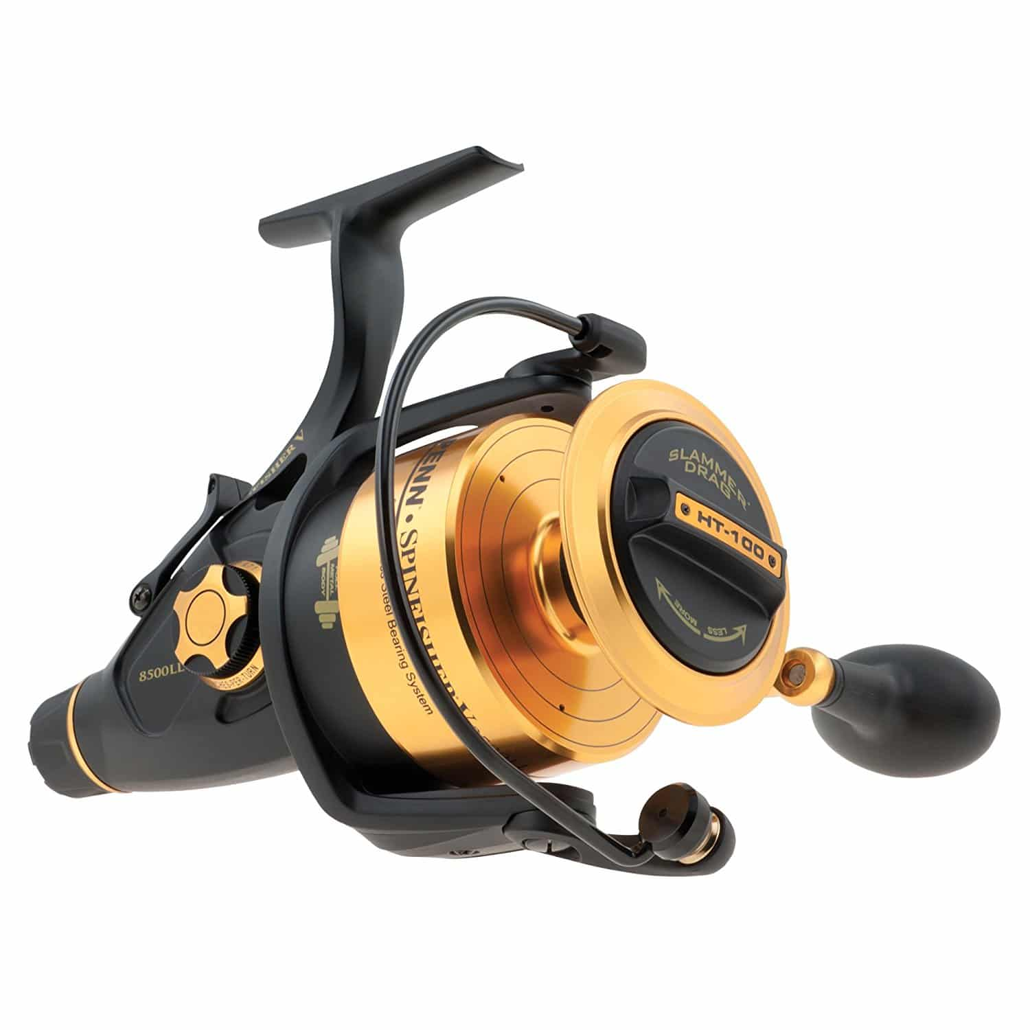 Top 10 best spinning reels in 2018 buyer 39 s guide may 2018 for Best spinning reel for bass fishing