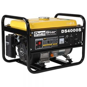 DuroStar DS4000S Home Depot Generators, 3300 Running Watts/4000 Generator Home Depot