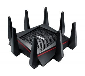 ASUS RT-AC5300 Wireless AC5300 Tri-Band Gigabit Router - Asus Routers