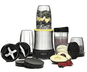 BELLA Rocket Extract PRO Power Blender, Mini Blenders