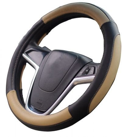 Mayco Bell Car Steering Wheel Cover 15 inch