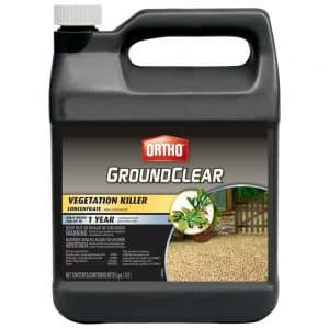 Ortho GroundClear Vegetation Killer
