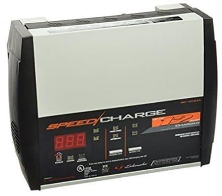 Schumacher SC-1200A-CA SpeedCharge 12Amp 6/12V