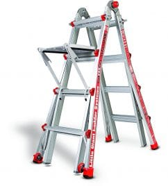 Little Giant Alta One 17 Foot Ladder, Extension Ladders