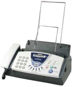 Brother FAX-575, Personal copy Machine - Copy Machines