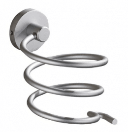 Mokale, Aluminum Wall Mount Spring Style Hair Dryer