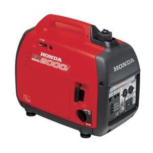 Honda EU2000I 2000 Watt Inverter Generator - Home Depot Generators