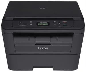 Brother DCPL2520DW Wireless Compact Multifunction Laser Printer and Copier