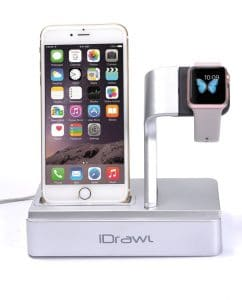 Apple Watch Stand, iPhone Docking Station