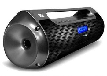 Pyle PBMSPG50 Street Vibe Bluetooth Portable Boom Box Speaker