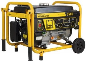 WEN 56352 Home Depot Generators, 3000 Running Watts/3500 Generator Home Depot