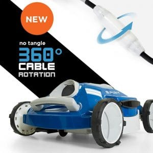 Aquabot Spirit Pool Vacuum, Pool Vacuum Cleaners
