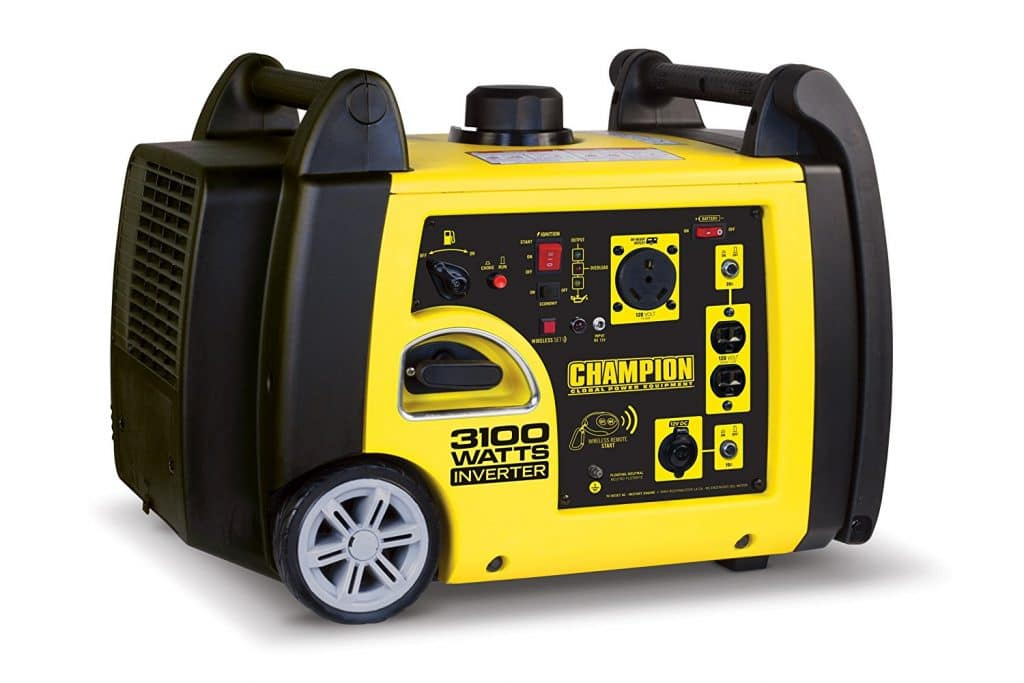 Champion Power Equipment 75537i 3100 Watt Home Depot Generators