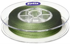 Rapala Braided Fishing Line, Suffix 832 Advanced Superline Braid -300 yards