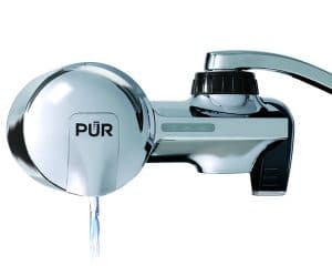 PUR PFM400H Chrome Horizontal Water