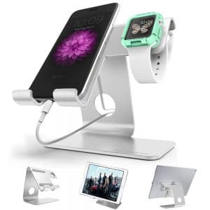Universal Cell Phone Stand, ZVEIphone Stand Desktop Tablet Stand