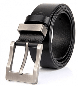 Heel Inc, Belt for Men Leather Belt