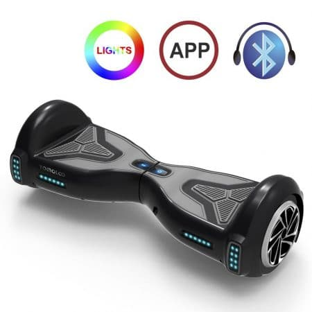 TOMOLOO Hoverboard Self Balancing Scooter Electric Hover Board