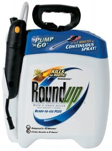 Roundup, 5100110 Weed and Grass Killer