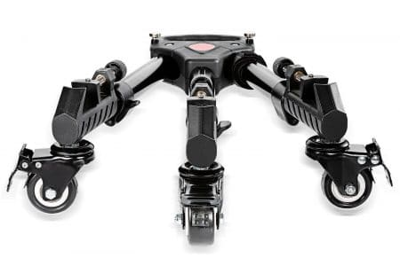 Neewer, Photography Professional -Tripod Dolly for Cameras