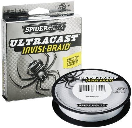 Spiderwire Ultracast Invisi-Braid Superline